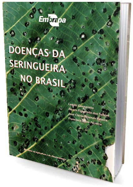 Livro Doenças da Seringueira no Brasil
