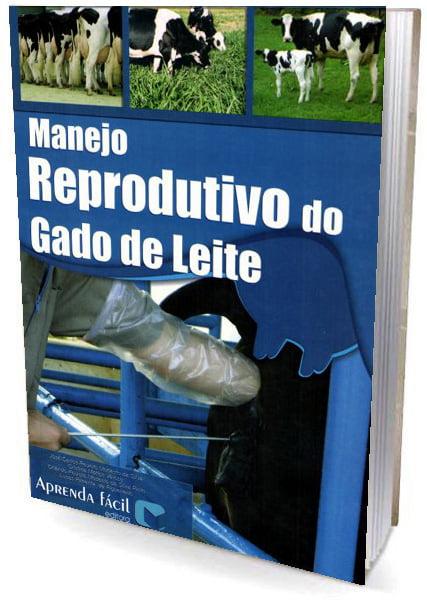 Livro Manejo Reprodutivo do Gado de Leite