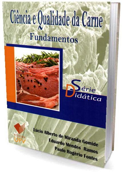 Livro Ciência e Qualidade da Carne - Fundamentos