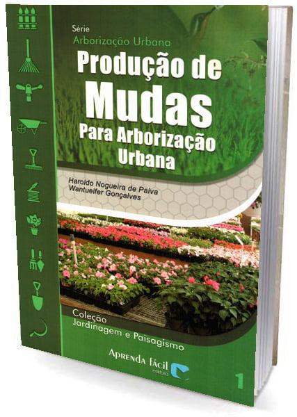 Livro Produção de Mudas para Arborização Urbana