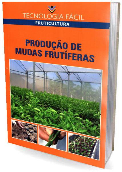 Livro Produção de Mudas Frutíferas