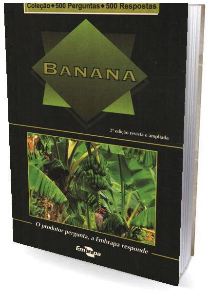 Livro banana-500-perguntas-500-resposta, Fruticultura
