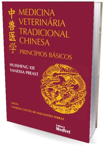 Livro Medicina Veterinária Tradicional Chinesa, acupuntura