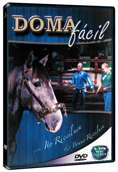 Doma Fácil, doma racional de equinos