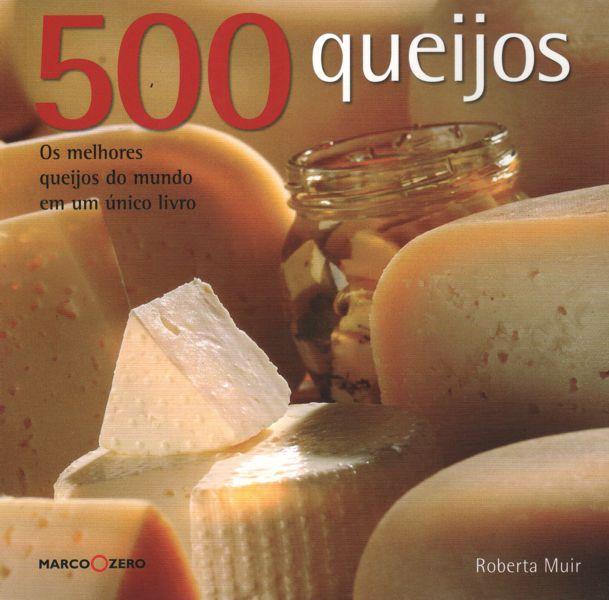 Livro 500 Queijos