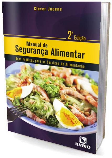 Livro manual de segurança alimentar