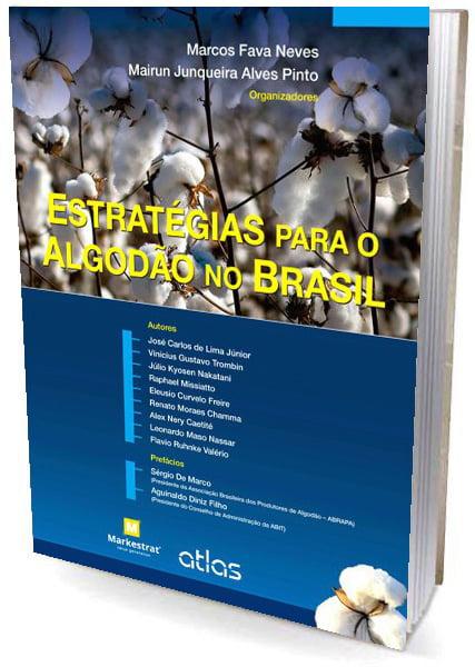 Livro estratégias para o algodão no brasil