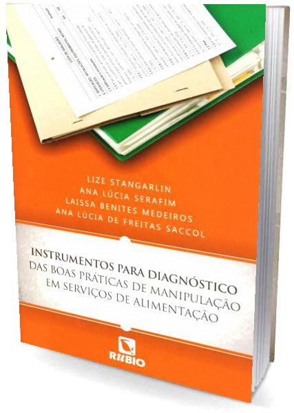 Livro instrumentos para diagnóstico das boas práticas de manipulação em serviços de alimentação