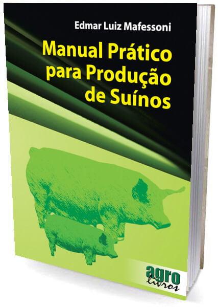 Livro manual prático para produção de suínos