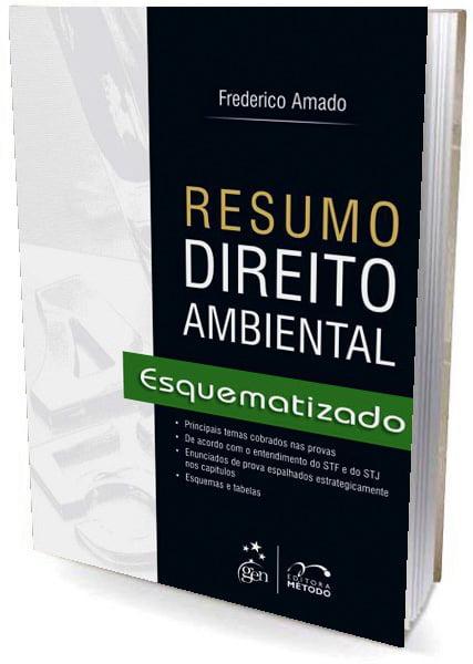 Livro Resumo Direito Ambiental Esquematizado