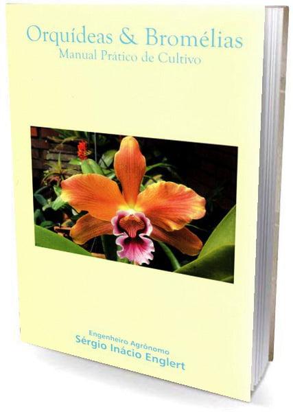 Livro  Orquídeas & Bromélias