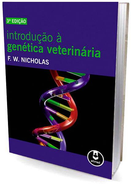 Livro Introdução à Genética Veterinária