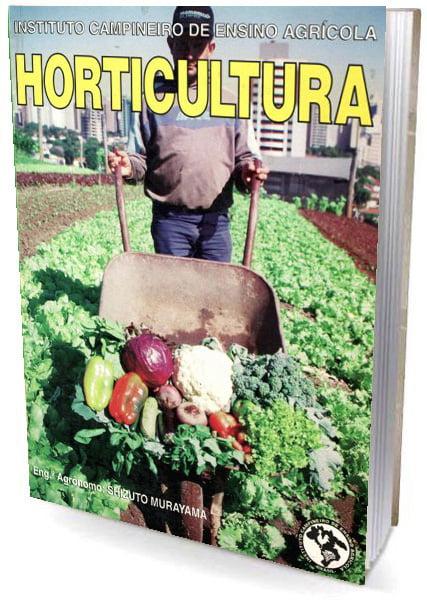 Livro horticultura