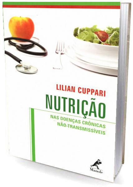 Livro Nutrição nas Doenças Crônicas Não-Transmissíveis
