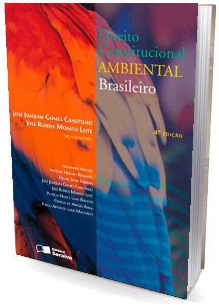 Livro Direito Constitucional Ambiental Brasileiro
