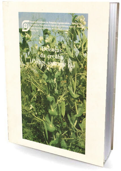 Livro Doenças da Ervilha (Pisum Sativum L.)
