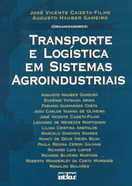 Livro Transporte e Logística em Sistemas Agroindustriais