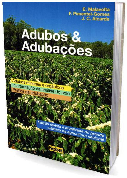 Livro Adubos & Adubações