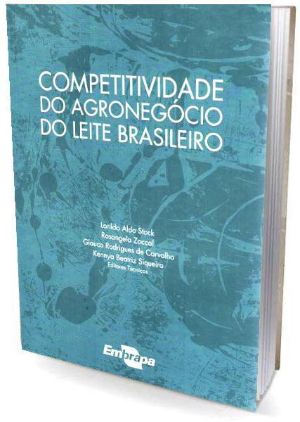 Livro Competitividade do Agronegócio do Leite Brasileiro
