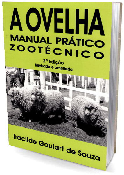 Livro A Ovelha - Manual Prático Zootécnico