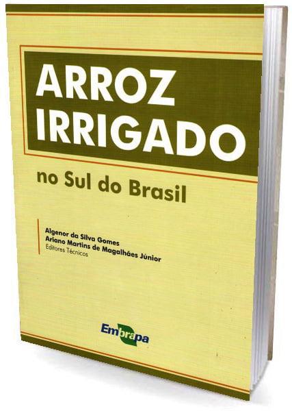 Livro Arroz Irrigado no Sul do Brasil
