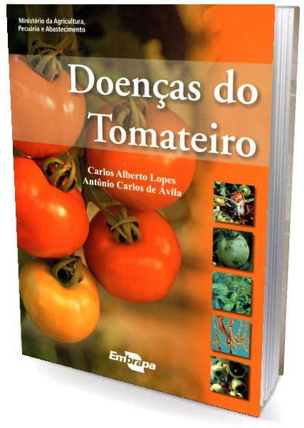 Livro Doenças do Tomateiro
