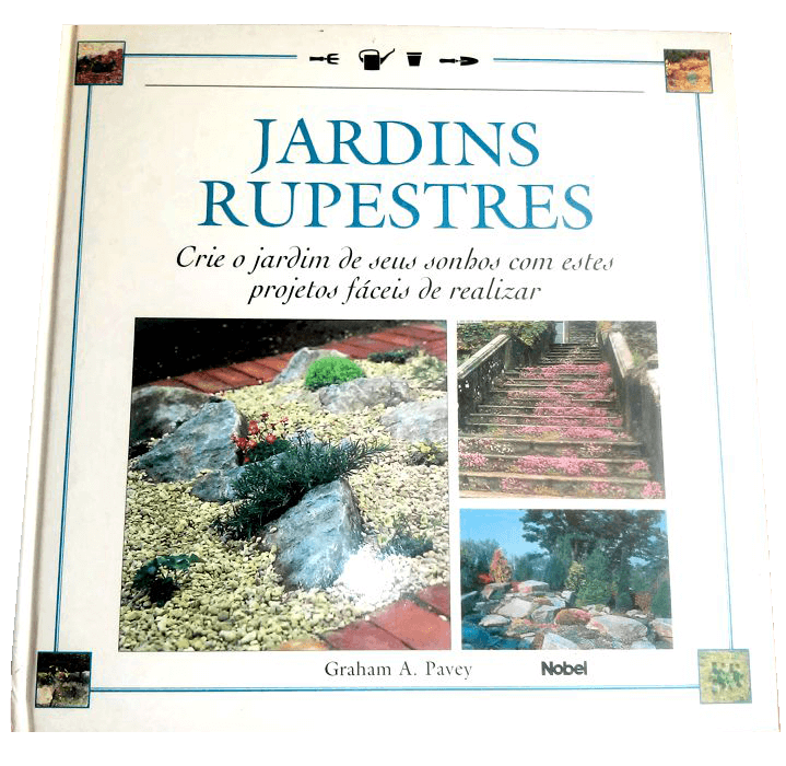 Livro - Jardins Rupestres