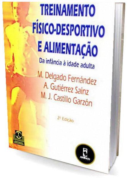 Livro Treinamento Físico-Desportivo e Alimentação