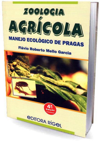 Livro Zoologia Agrícola Manejo Ecológico de Pragas