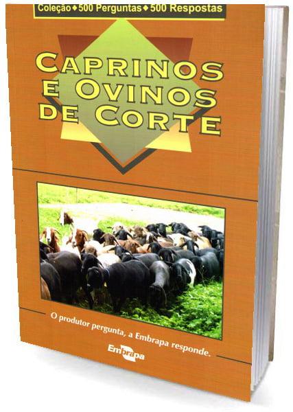 Livro Caprinos e Ovinos de Corte - 500 perguntas / 500 respostas
