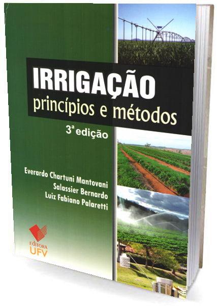 Livro Irrigação Princípios e Métodos