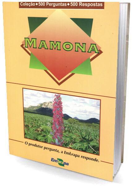 Livro Mamona - 500 perguntas / 500 respostas