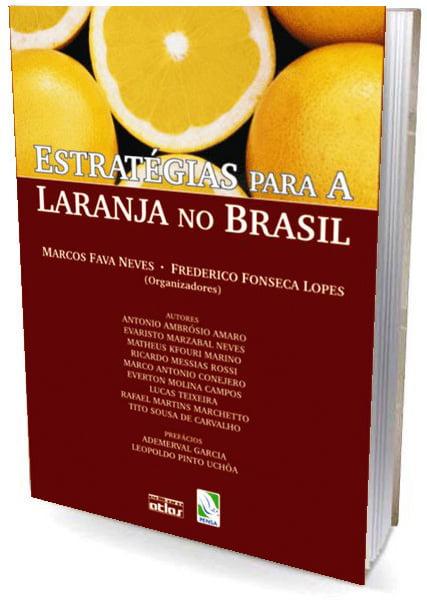 Livro Estratégias para a Laranja no Brasil