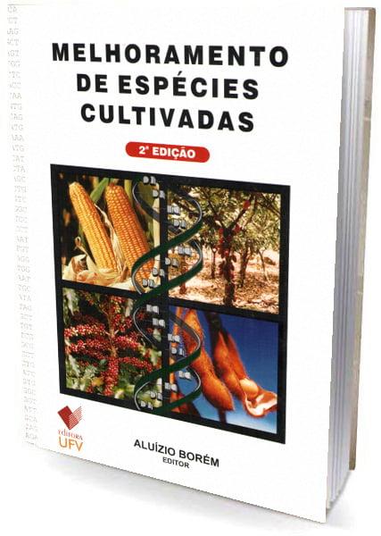 Livro Melhoramento de Espécies Cultivadas, melhoramento de plantas