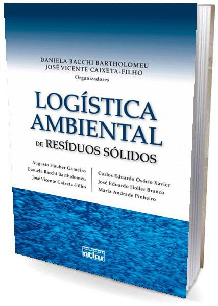 Livro Logística Ambiental de Resíduos Sólidos