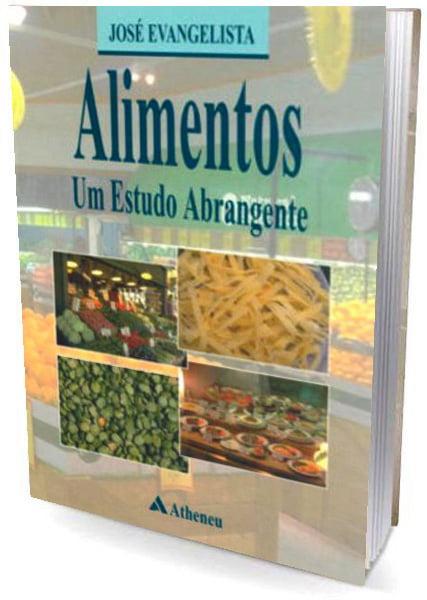Livro Alimentos - Um Estudo Abrangente