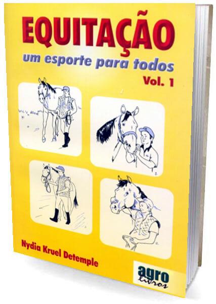Livro Equitação Um Esporte para Todos
