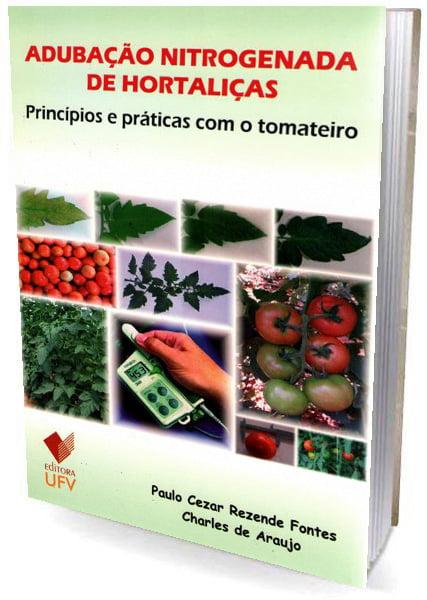 Livro Adubação Nitrogenada de Hortaliças