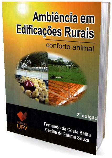Livro Ambiência em Edificações Rurais, melhor ambiente