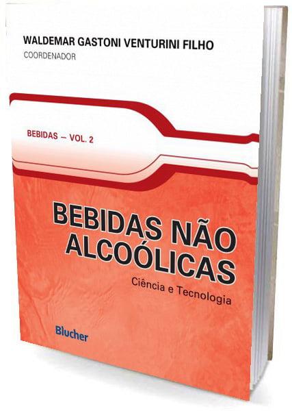 Livro Bebidas Não Alcoólicas - Bebidas Volume 2