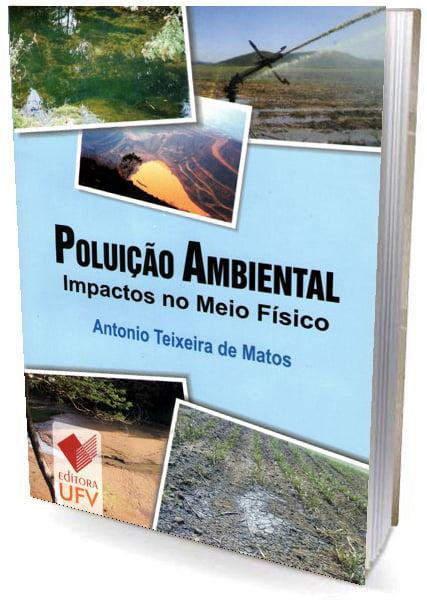 Livro poluição ambiental inpactos no meio físico