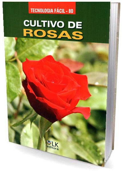 Livro Cultivo de Rosas