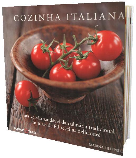 Livro Cozinha Italiana