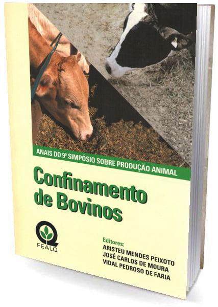 Livro Confinamento de Bovinos