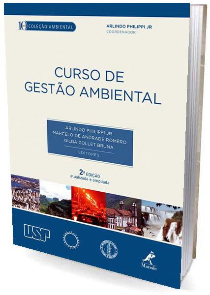 Livro Curso de Gestão Ambiental