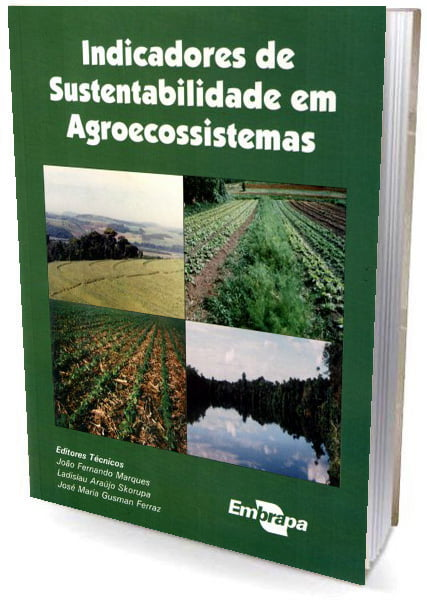 Livro Indicadores de Sustentabilidade em Agroecossistemas