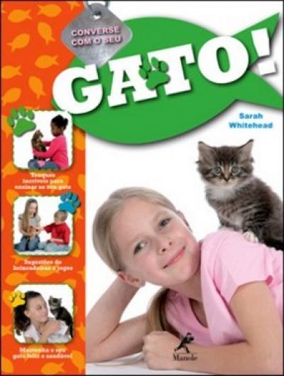 Livro Converse com o seu gato!