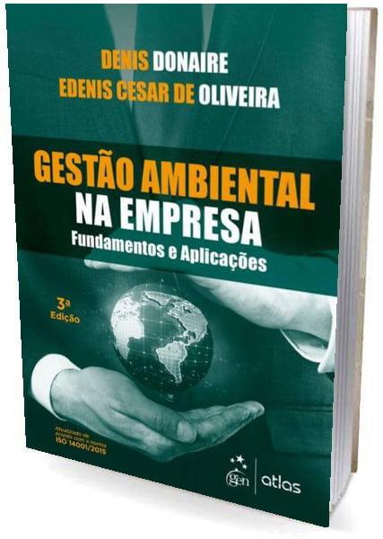 Livro - Gestão ambiental na Empresa - Fundamentos e Aplicações