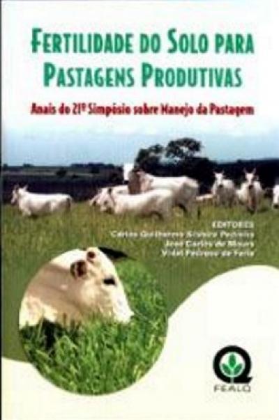 Livro Fertilidade do Solo para Pastagens Produtivas