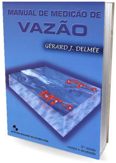Livro Manual de Medição de Vazão